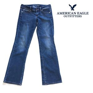 American Eagle Slim Boot Stretch Jeans Sz 6